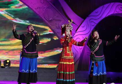 9日至12日 第四届西部民歌展演系列活动将在兴文唱响