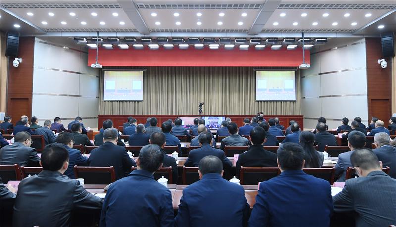 中央宣讲团报告会在广安引起强烈反响