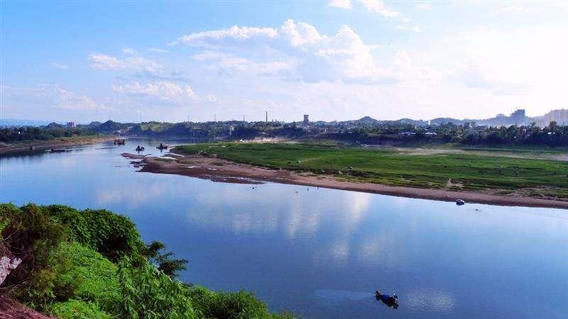 岳池县嘉陵江水源供水工程建设加快推进