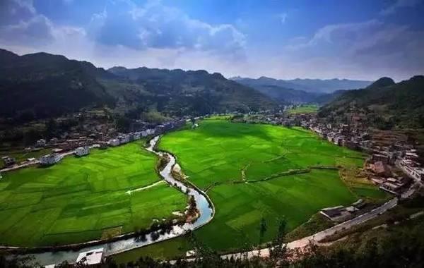 广安区:村美民富产业旺