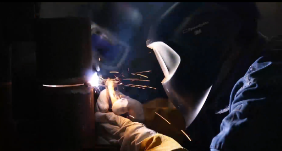 Moulding a Craftsman's Spirit with a Welding Spark