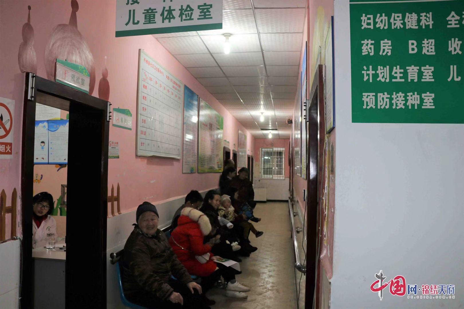 四川丹棱:聚焦医疗卫生服务,解
