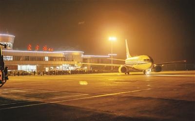 再见!宜宾菜坝机场