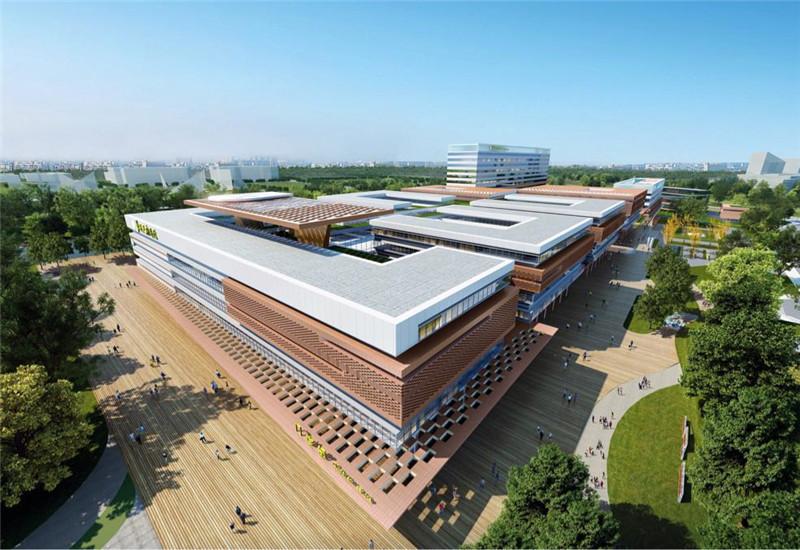 四川大学华西天府医院正式落地 预计2021年投入使用